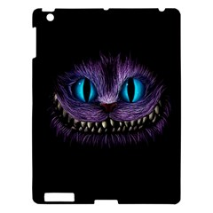 Cheshire Cat Animation Apple Ipad 3/4 Hardshell Case by Samandel