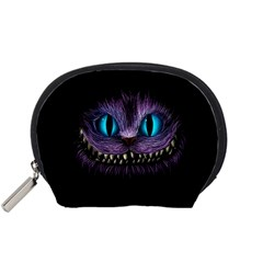 Cheshire Cat Animation Accessory Pouches (small)  by Samandel