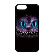 Cheshire Cat Animation Apple Iphone 8 Plus Seamless Case (black)