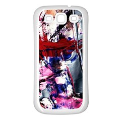Combat Trans 3 Samsung Galaxy S3 Back Case (white) by bestdesignintheworld