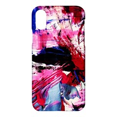 Combat Trans 7 Apple Iphone X Hardshell Case by bestdesignintheworld