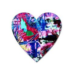 Combat Trans 6 Heart Magnet by bestdesignintheworld