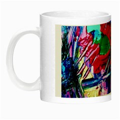 Combat Trans 6 Night Luminous Mugs by bestdesignintheworld