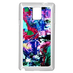 Combat Trans 6 Samsung Galaxy Note 4 Case (white) by bestdesignintheworld