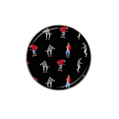 Drake Ugly Holiday Christmas Hat Clip Ball Marker (10 Pack)