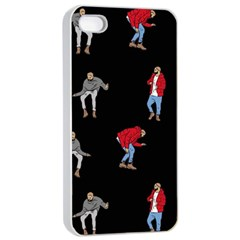 Drake Ugly Holiday Christmas Apple Iphone 4/4s Seamless Case (white)