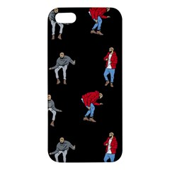 Drake Ugly Holiday Christmas Apple Iphone 5 Premium Hardshell Case