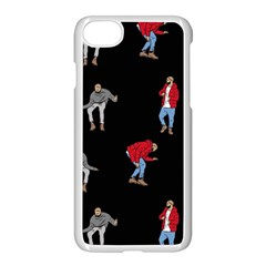 Drake Ugly Holiday Christmas Apple Iphone 8 Seamless Case (white)