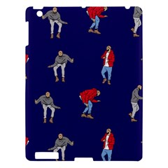Drake Ugly Holiday Christmas Apple Ipad 3/4 Hardshell Case
