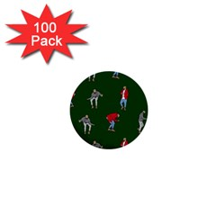 Drake Ugly Holiday Christmas 1  Mini Buttons (100 Pack)  by Samandel