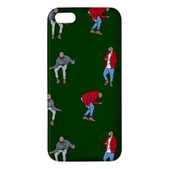 Drake Ugly Holiday Christmas Apple Iphone 5 Premium Hardshell Case by Samandel