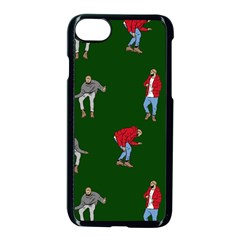 Drake Ugly Holiday Christmas Apple Iphone 7 Seamless Case (black)