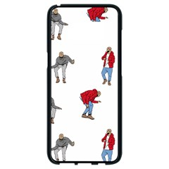 Drake Ugly Holiday Christmas Samsung Galaxy S8 Black Seamless Case by Samandel