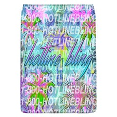 Drake 1 800 Hotline Bling Flap Covers (l)  by Samandel