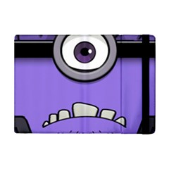 Evil Purple Ipad Mini 2 Flip Cases
