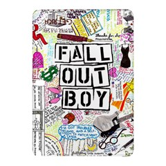 Fall Out Boy Lyric Art Samsung Galaxy Tab Pro 10 1 Hardshell Case