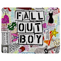 Fall Out Boy Lyric Art Jigsaw Puzzle Photo Stand (rectangular) by Samandel