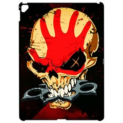 Five Finger Death Punch Heavy Metal Hard Rock Bands Skull Skulls Dark Apple Ipad Pro 12 9   Hardshell Case by Samandel