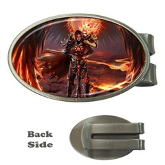 Fantasy Art Fire Heroes Heroes Of Might And Magic Heroes Of Might And Magic Vi Knights Magic Repost Money Clips (oval)