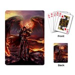 Fantasy Art Fire Heroes Heroes Of Might And Magic Heroes Of Might And Magic Vi Knights Magic Repost Playing Card Back