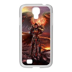 Fantasy Art Fire Heroes Heroes Of Might And Magic Heroes Of Might And Magic Vi Knights Magic Repost Samsung Galaxy S4 I9500/ I9505 Case (white) by Samandel