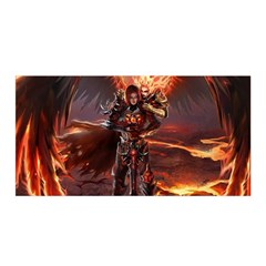 Fantasy Art Fire Heroes Heroes Of Might And Magic Heroes Of Might And Magic Vi Knights Magic Repost Satin Wrap