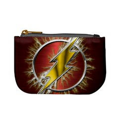 Flash Flashy Logo Mini Coin Purses