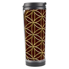 Flower Of Life Travel Tumbler