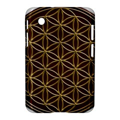 Flower Of Life Samsung Galaxy Tab 2 (7 ) P3100 Hardshell Case