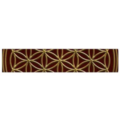 Flower Of Life Small Flano Scarf