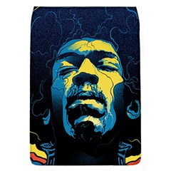 Gabz Jimi Hendrix Voodoo Child Poster Release From Dark Hall Mansion Flap Covers (l)  by Samandel