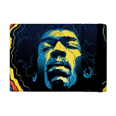 Gabz Jimi Hendrix Voodoo Child Poster Release From Dark Hall Mansion Ipad Mini 2 Flip Cases by Samandel