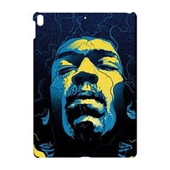 Gabz Jimi Hendrix Voodoo Child Poster Release From Dark Hall Mansion Apple Ipad Pro 10 5   Hardshell Case by Samandel