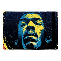 Gabz Jimi Hendrix Voodoo Child Poster Release From Dark Hall Mansion Apple Ipad Pro 10 5   Flip Case by Samandel
