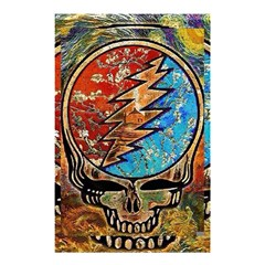Grateful Dead Rock Band Shower Curtain 48  X 72  (small)  by Samandel