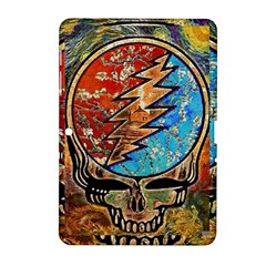 Grateful Dead Rock Band Samsung Galaxy Tab 2 (10 1 ) P5100 Hardshell Case  by Samandel