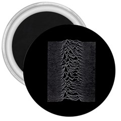 Grayscale Joy Division Graph Unknown Pleasures 3  Magnets