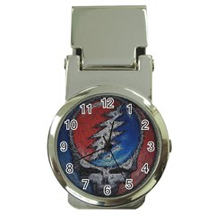 Grateful Dead Logo Money Clip Watches