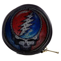 Grateful Dead Logo Mini Makeup Bags