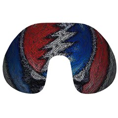 Grateful Dead Logo Travel Neck Pillows