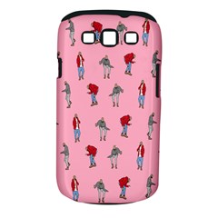 Hotline Bling Pattern Samsung Galaxy S Iii Classic Hardshell Case (pc+silicone) by Samandel