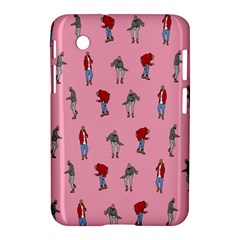 Hotline Bling Pattern Samsung Galaxy Tab 2 (7 ) P3100 Hardshell Case  by Samandel