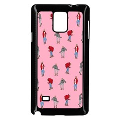 Hotline Bling Pattern Samsung Galaxy Note 4 Case (black) by Samandel