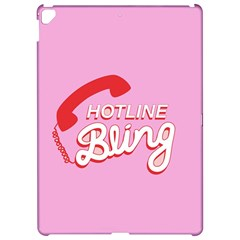 Hotline Bling Apple Ipad Pro 12 9   Hardshell Case by Samandel