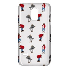 Hotline Bling White Background Galaxy S5 Mini by Samandel