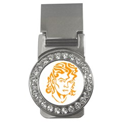 The King Of Pop Money Clips (cz)