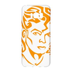 The King Of Pop Samsung Galaxy S8 Hardshell Case