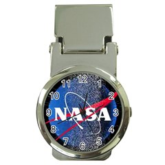 Nasa Logo Money Clip Watches