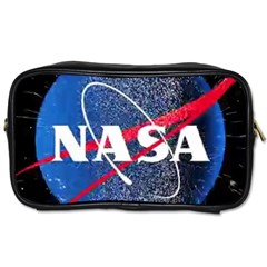 Nasa Logo Toiletries Bags 2 Side