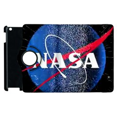 Nasa Logo Apple Ipad 3/4 Flip 360 Case by Samandel